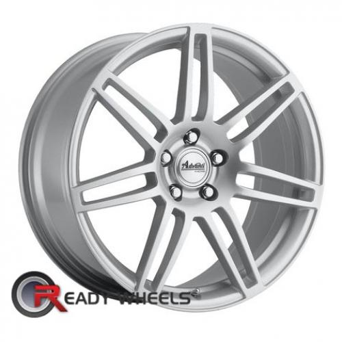 ADVANTI A7 MARICHI  Silver Gloss 7-Spoke Split 32 17 5x112