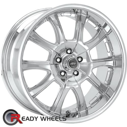 AMERICAN RACING Redline Chrome 5-Spoke 30 18 5x114 + Delinte D7 225/40/18