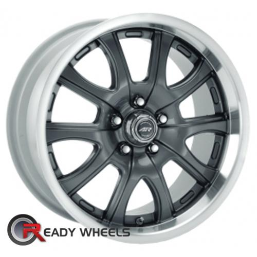 AMERICAN RACING Redline Gunmetal Gloss 5-Spoke 25 20 5x114