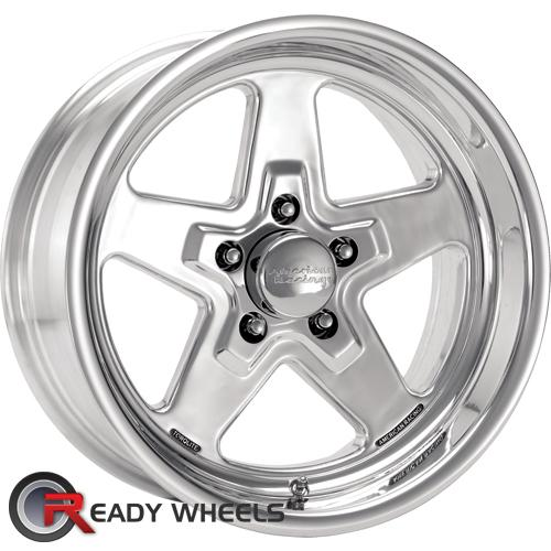 AMERICAN RACING VINTAGE Torqlite Polished 5-Spoke 15 5x114