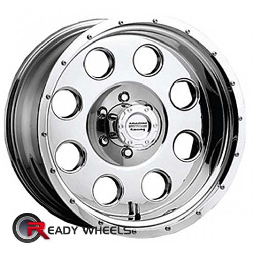 ATX OFF-ROAD Mojave (1082) Polished Full-Face -19 15 5x114