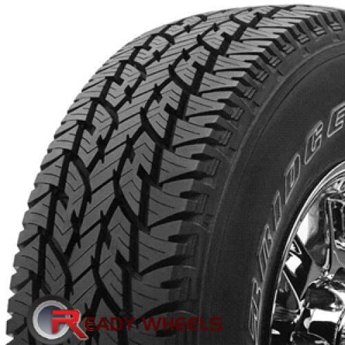 Bridgestone Dueler A/T 275/65/18 ALL-SEASON
