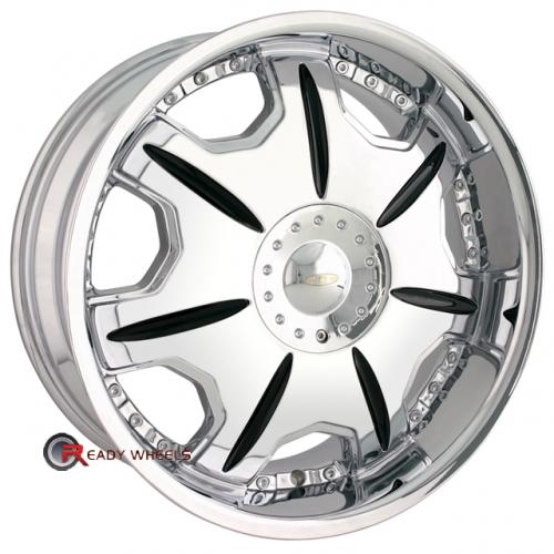 BACCARAT DIRECTOR 1150  Chrome Full-Face 18 4x100