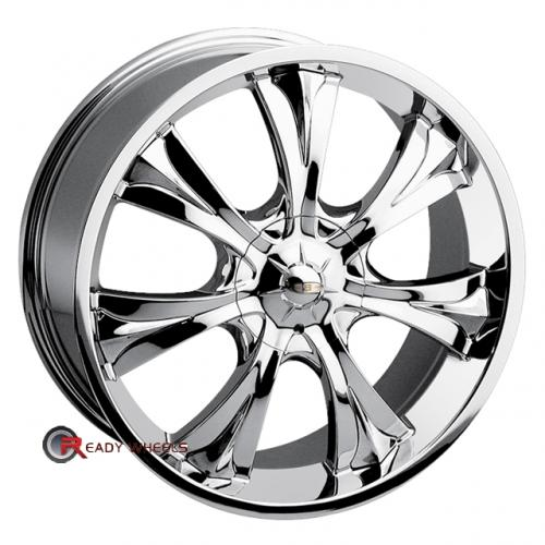 BACCARAT MIRAGE 1120  Chrome 7-Spoke 18 4x100