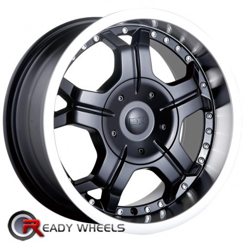 ION 191 Black Gloss 5-Spoke 18 5x114