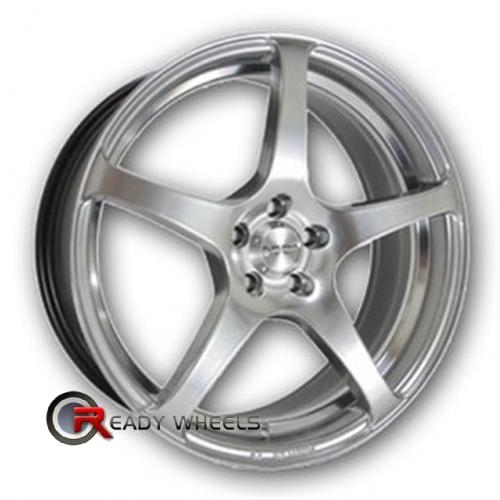 MAZZI SPOON 355  Chrome Multi-Spoke 17x7 - 4x100 Wheels - Rims