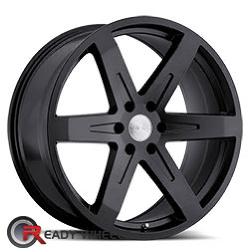 TOUREN TR9 3190  Machined w/ Black 5-Spoke 16x7 - 4x100 Wheels - Rims
