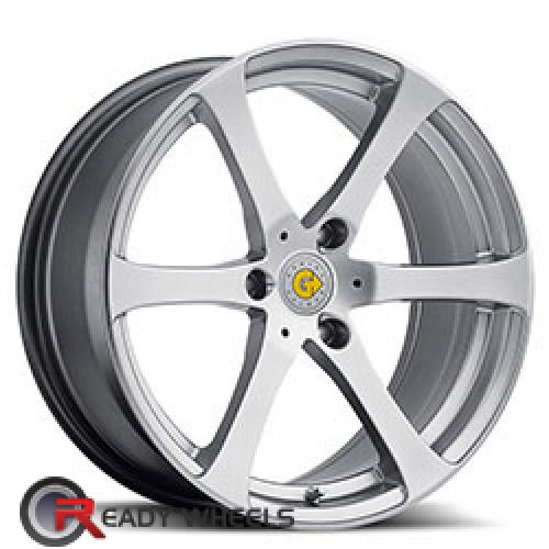 GENIUS NEWTON Silver 6-spoke 15 3x112