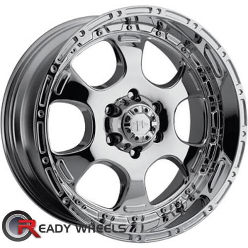 HELO He842 Chrome 6-Spoke 16 5x114