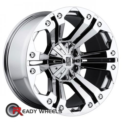 KMC XD Xd778 Chrome 6-Spoke 18 18 5x114