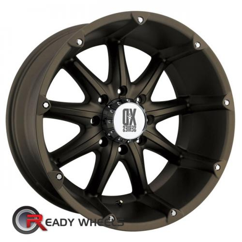 KMC XD Xd779 Bronze Flat Multi-Spoke -12 18 6x139