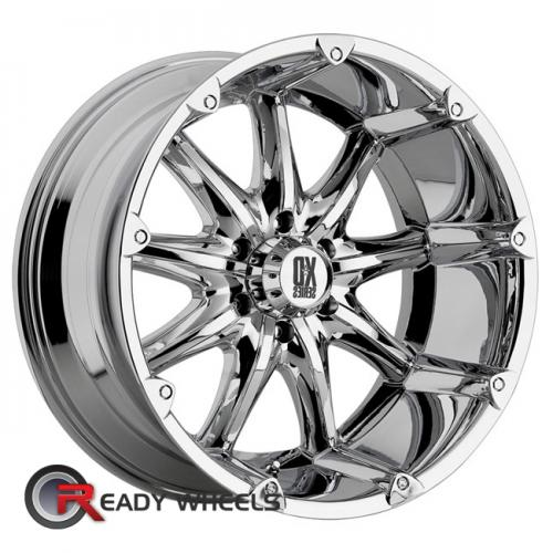 KMC XD Xd779 Chrome Multi-Spoke 18 18 5x114