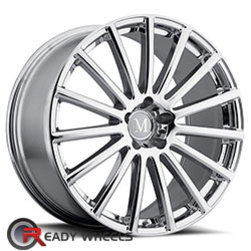 MANDRUS ROTEC Chrome Multi-spoke 17 5x112