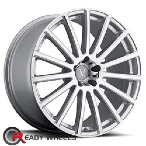 MANDRUS ROTEC silver Multi-spoke 17 5x112
