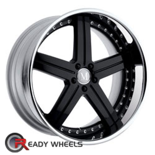 MANDRUS STUTTGART Black 5-spoke 19 5x112