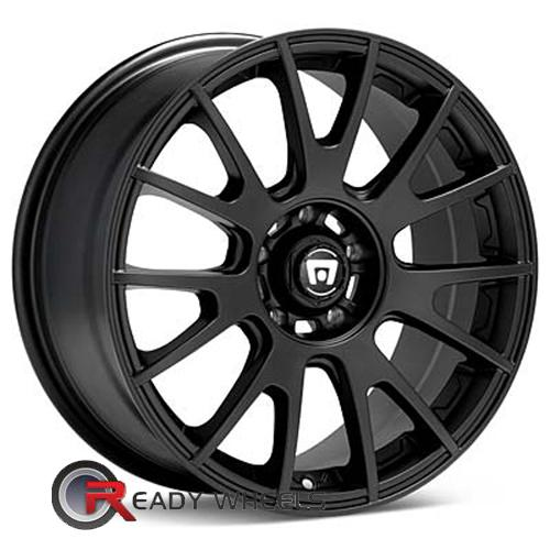 Motegi MR118 Black Gloss Mesh / Web 17 5x100