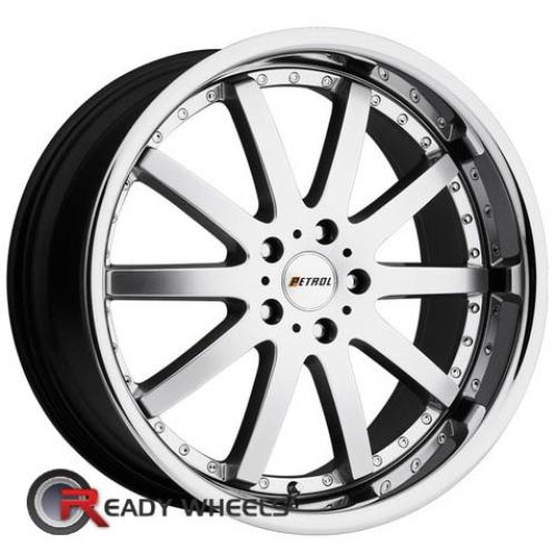 PETROL Metrix Hypersilver Multi-Spoke 20 18 5x112