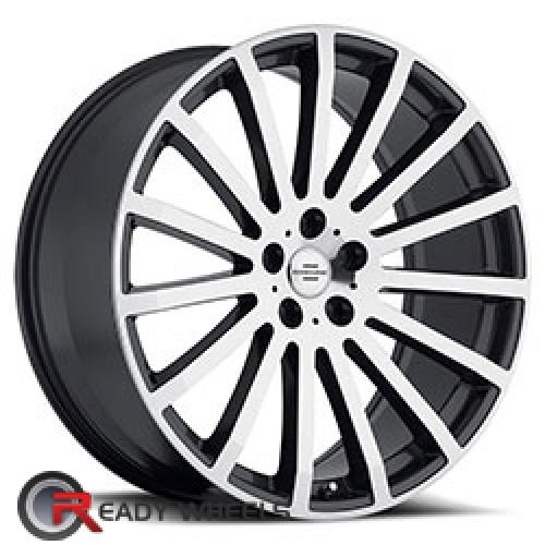 REDBOURNE DOMINUS Gunmetal Multi-spoke 20 5x120