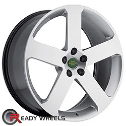 REDBOURNE NOTTINGHAM Silver 5-spoke 20 5x120