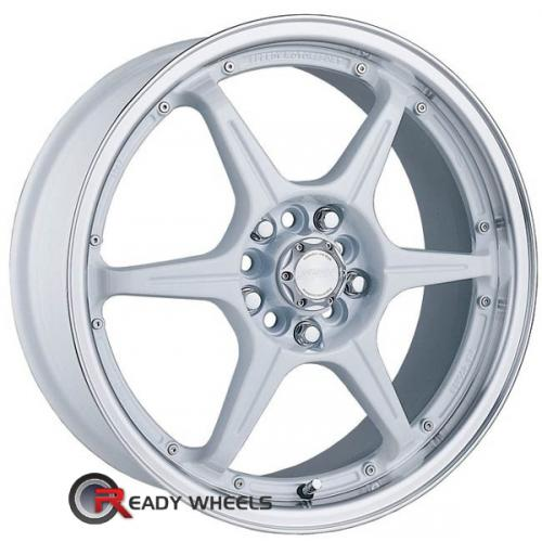 SPEEDY Lite 6 6-Spoke 45 18 4x100 + Delinte D7 225/40/18