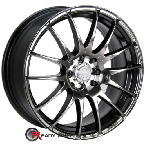 SPEEDY LiteFin Multi-Spoke 45 17 4x100 + Sunny SN380 205/40/17